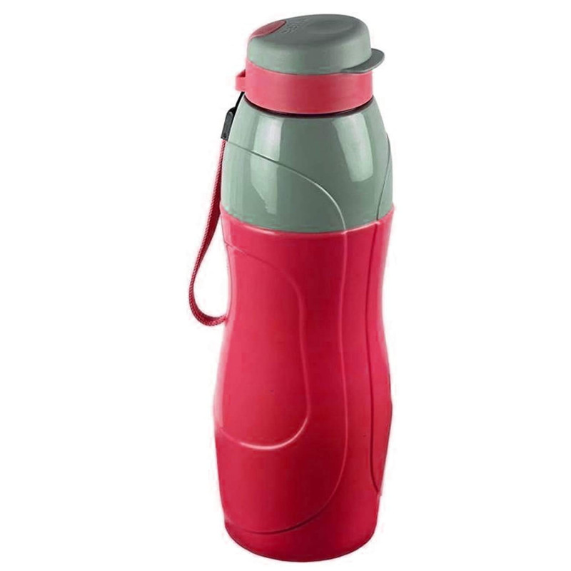 Cello Puro Sports Water Bottle 900ml Red